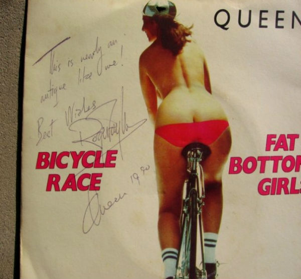 Bicycle Race single