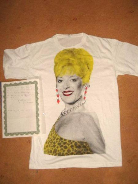 T-Shirt di Freddie Mercury