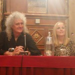 Brian & Kerry in conferenza stampa a Milano