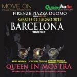 A Firenze per i 30 anni di Barcelona con Mike Moran e Crystal Taylor! Tutte le foto