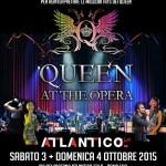 Queen At The Opera: l'evento rock/sinfonico dell'anno a Roma!