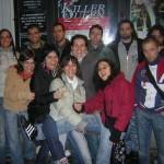 Milano, Alcatraz, 25 Novembre 2006