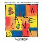 F. Mercury & M. Caballè, Barcelona: la storia