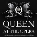 La nostra mostra presso QUEEN AT THE OPERA a Milano! 8 aprile, Teatro Linear CIAK